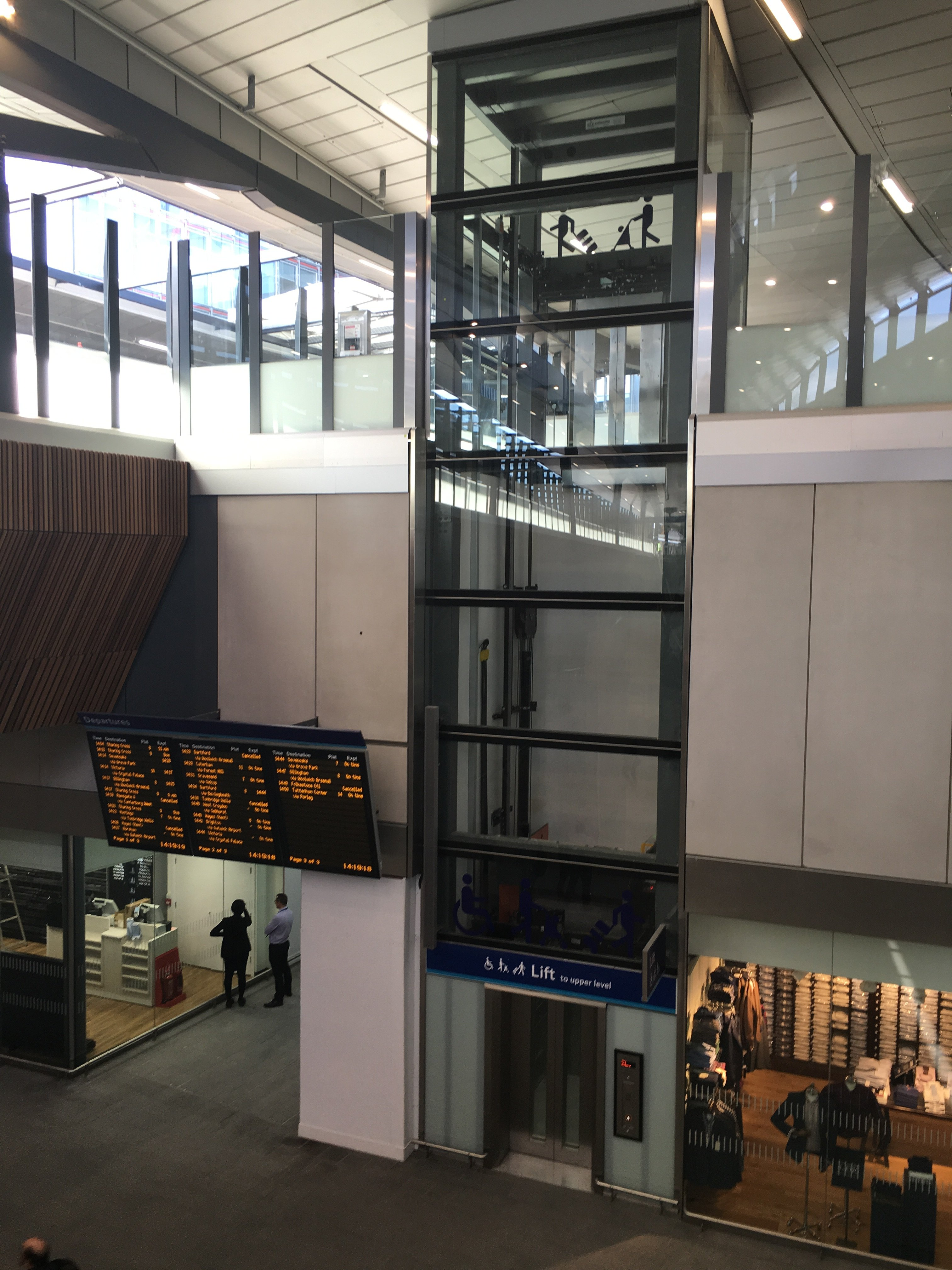 London Bridge Station Refurbishments