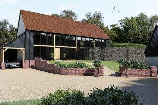 Garden residential