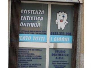 assistenza dentistica varese