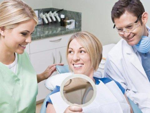 cura dell'odontofobia