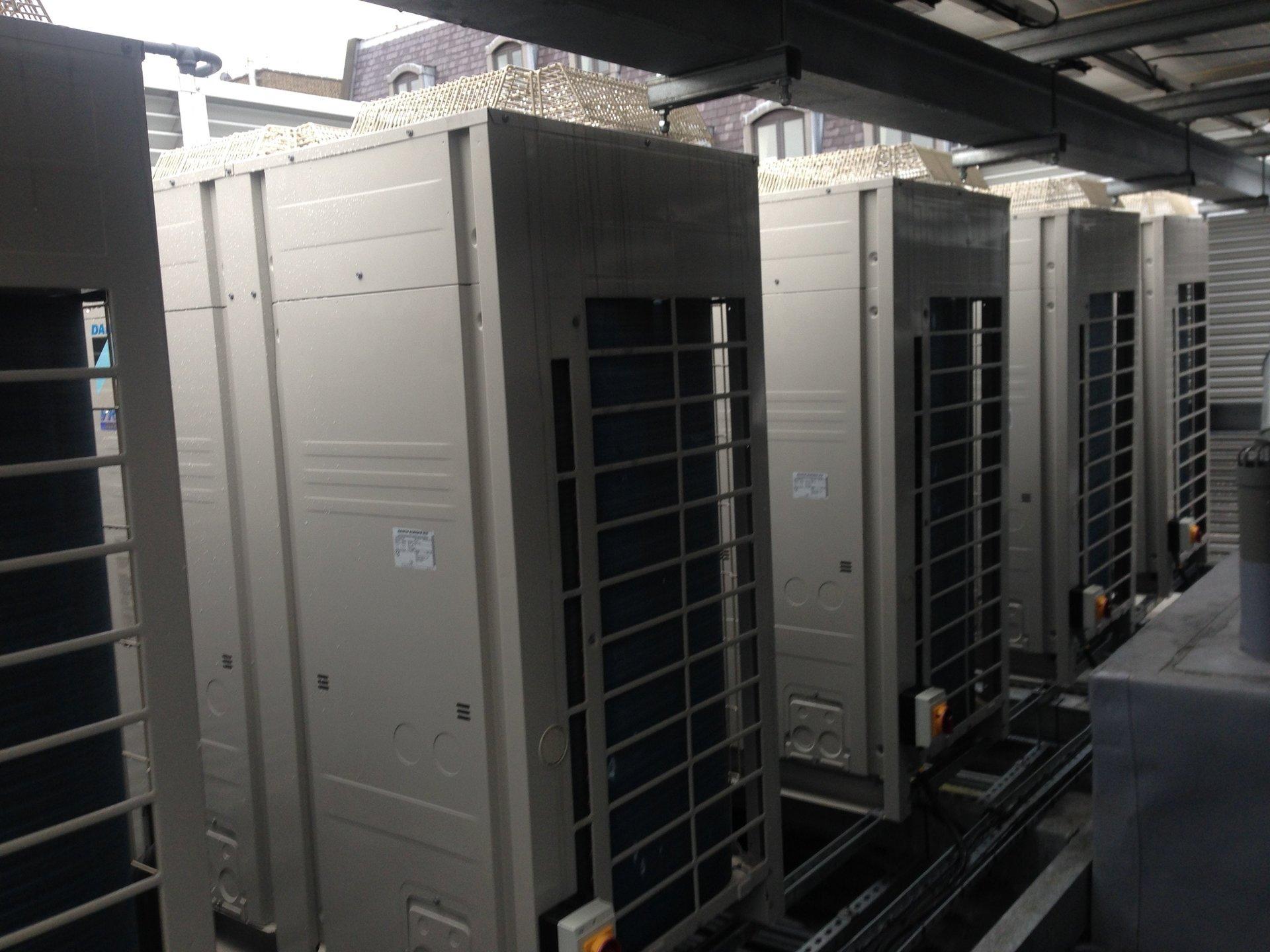 HVAC for repair