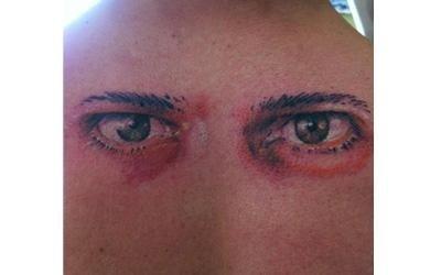 tatuaggio occhi