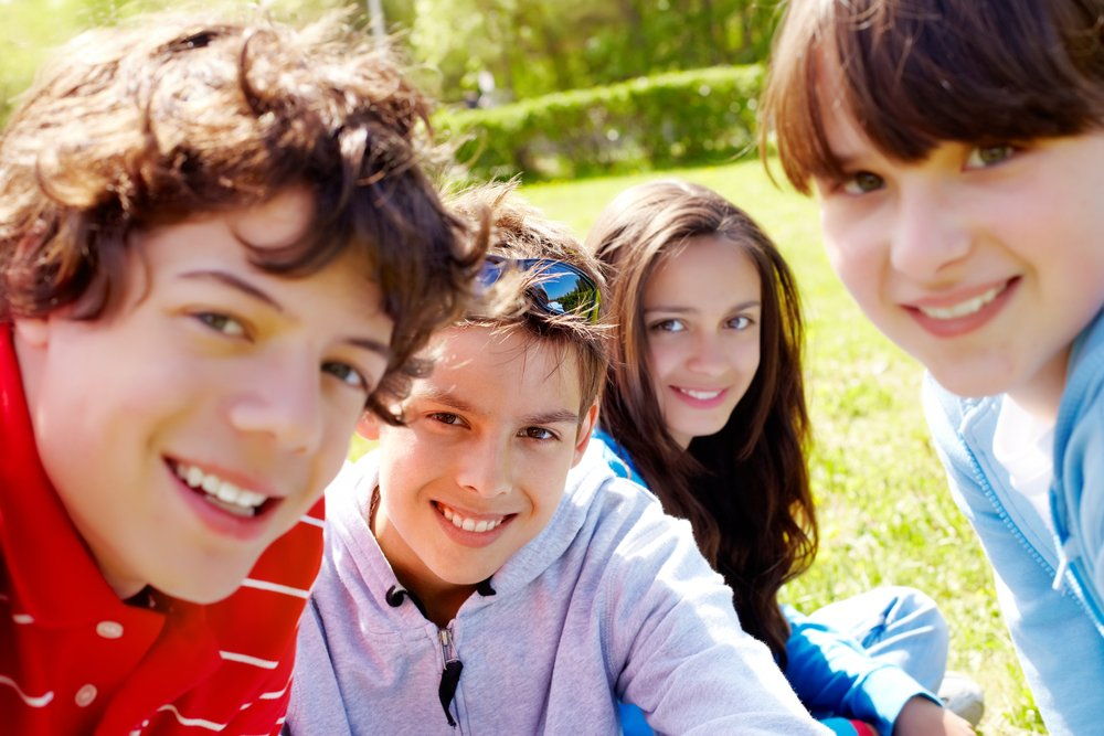 Resilient Families Thriving Teens