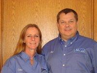 Steve and Carol Busboom