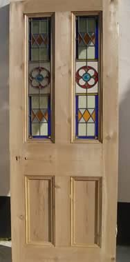 wooden door work