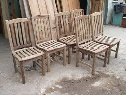 chair wood work