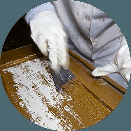 varnish removal