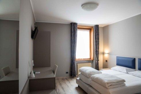 camera albergo montenegro