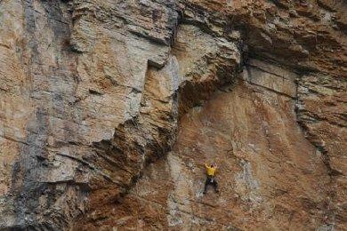 La palestra di roccia