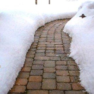 sistema scaldante SNOWMAT