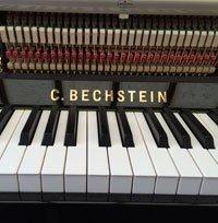 C. BECHSTEIN piano