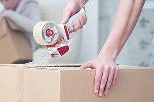 carton box packing