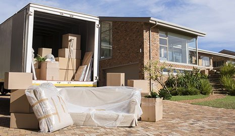 cardboard boxes transportation