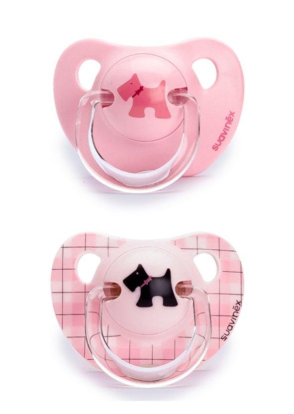 Due ciucci rosa