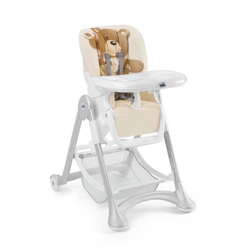 Seggiolone per neonati con orsacchiotto