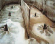 Tsurumi pumping system