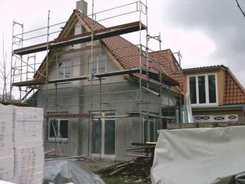 Umbau Siedlungshaus umbauten