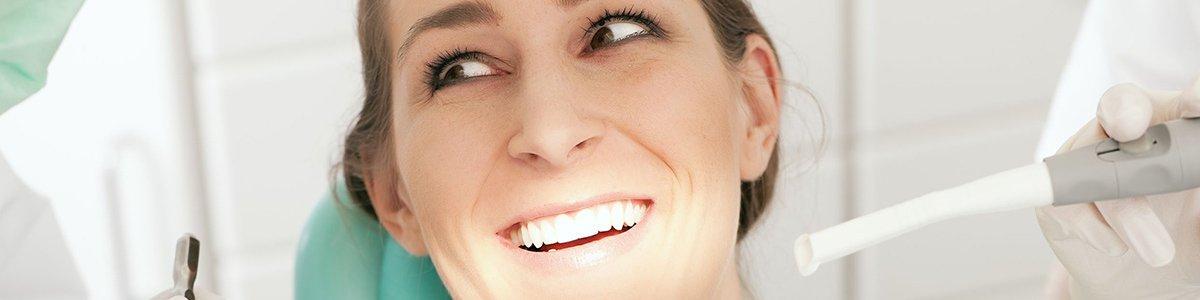 eversmile dental lady smiling