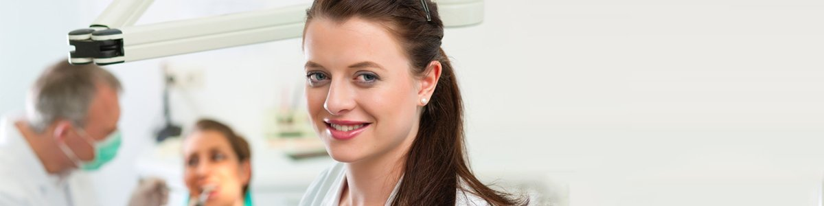 eversmile dental clinic with dentist smiling