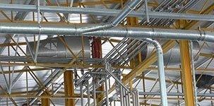 progettazione impianti antincendio