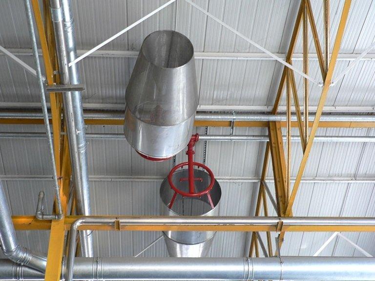 sicurezza antincendio - impianti a schiuma