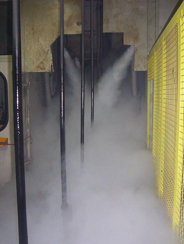 impianti antincendio a co2