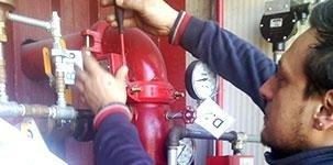 servizio di manutenzione impianti