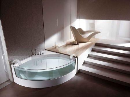 Vasca Da Bagno Trasparente : Box doccia e vasche sovizzo vi oliviero pavimenti