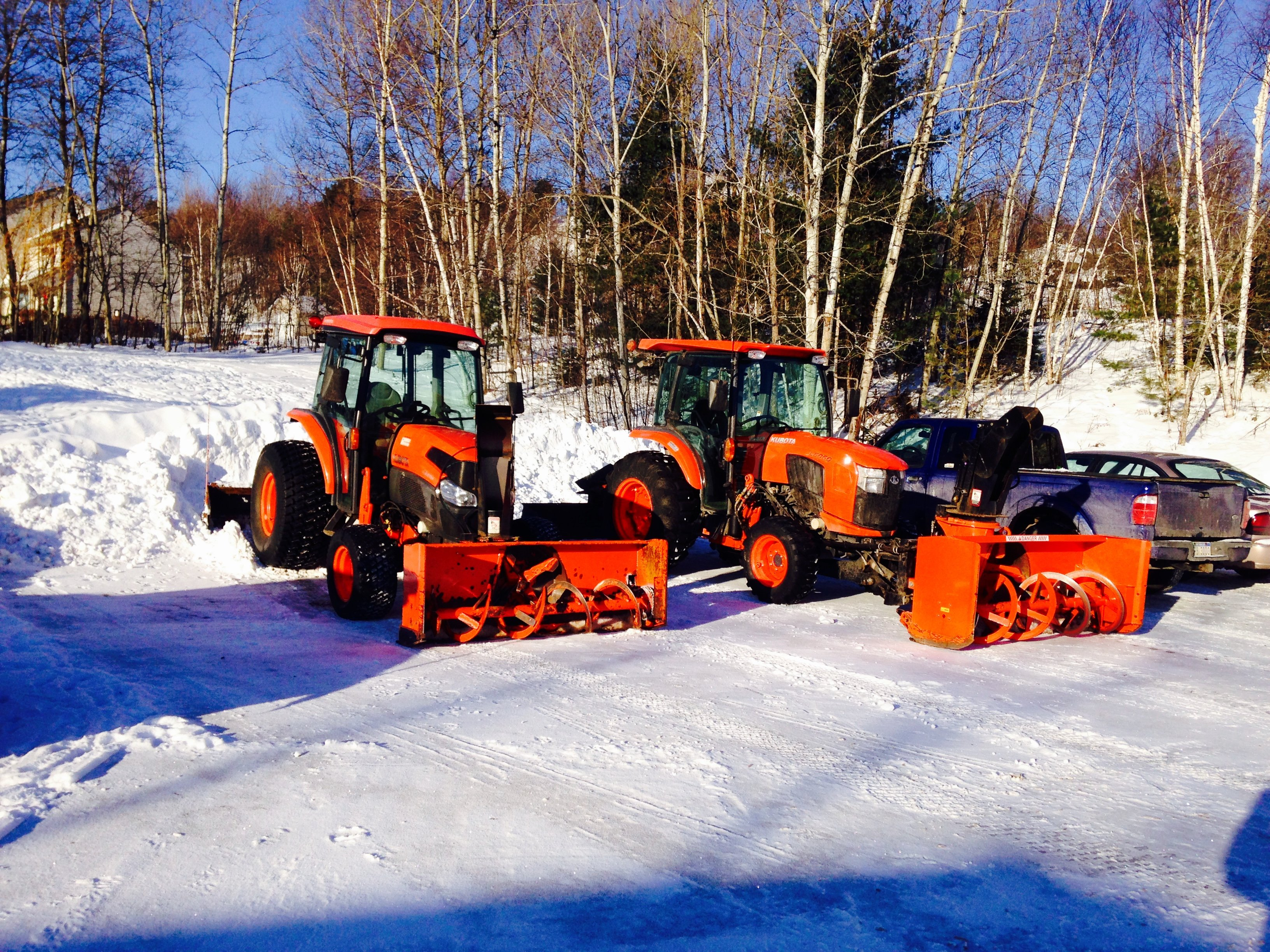 Michigan marquette county gwinn - Quality Snow Maintenance