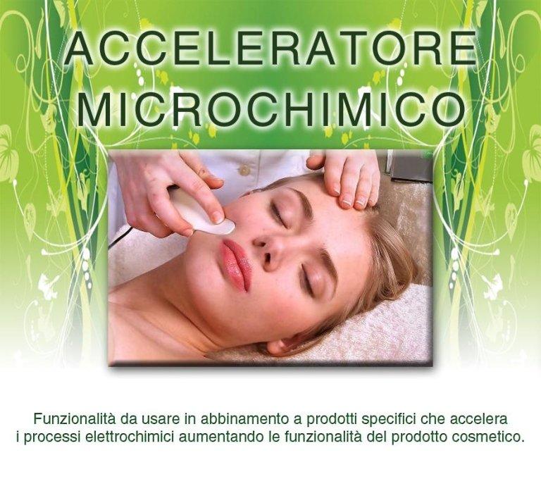acceleratore microchimico