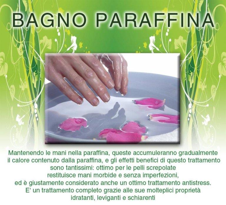 bagno paraffina