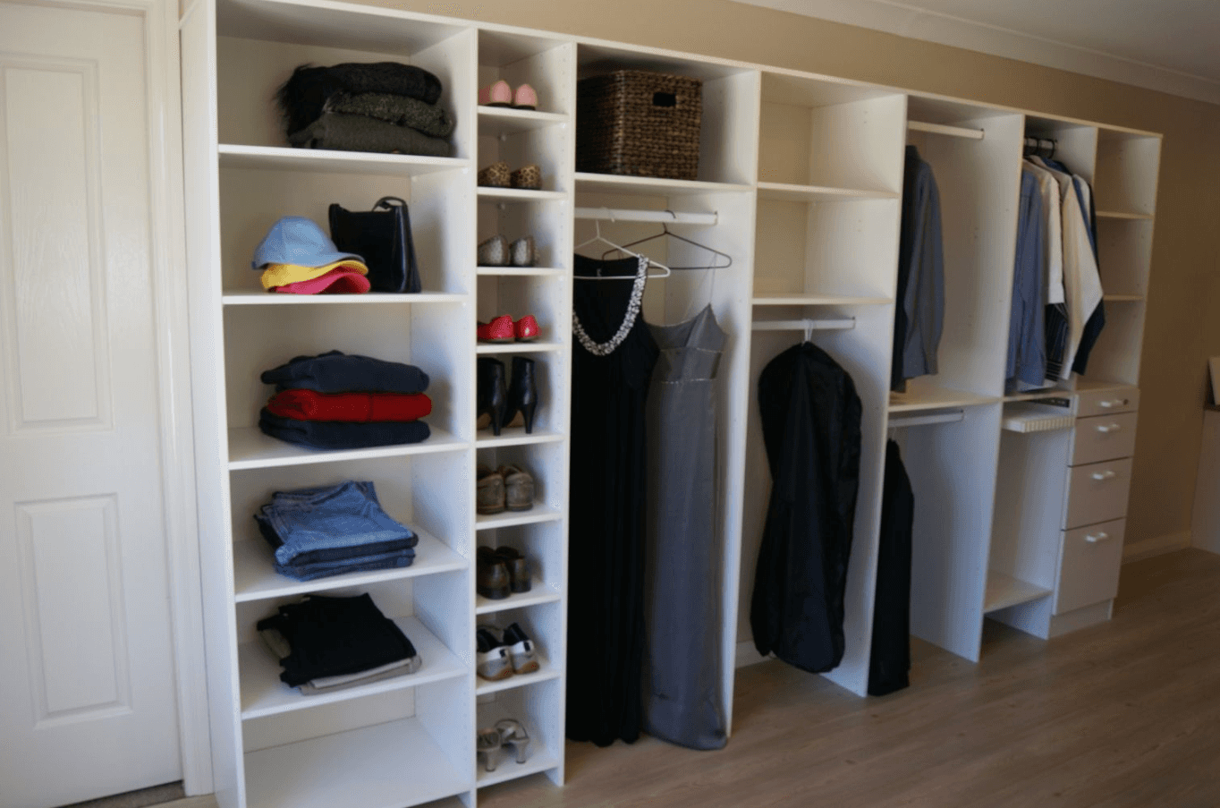 Storage Solutions Wardrobe Internals L A Wardrobes