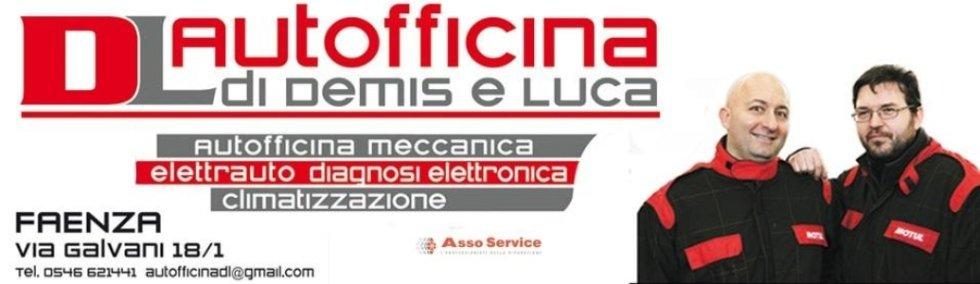 Autofficina DL – Logo