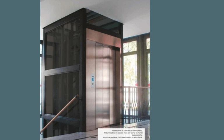 piattaforma elevatrice residenziale