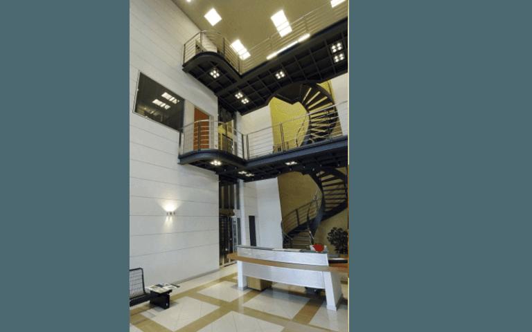sistema elevazione palazzi