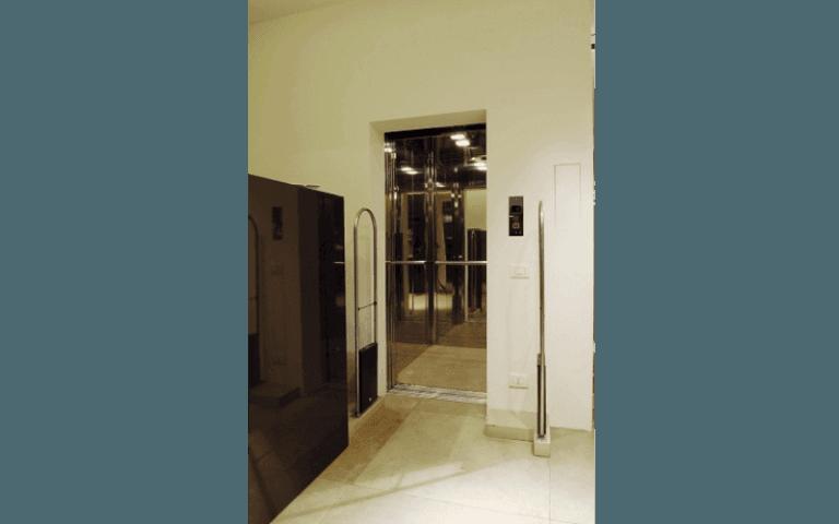 ascensore interno lusso