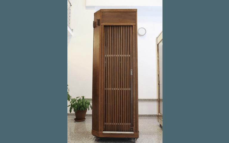 ascensori in legno