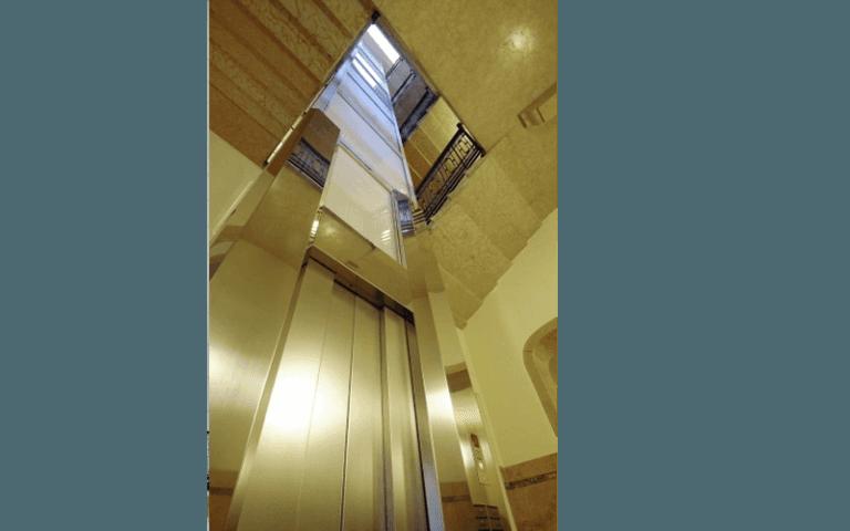 ascensori vari materiali