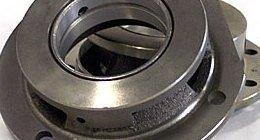 Supporti in ghisa, supporti in alluminio, supporti in acciaio