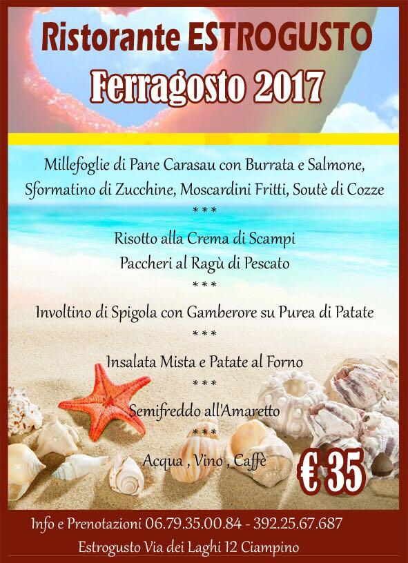 menu pasqua