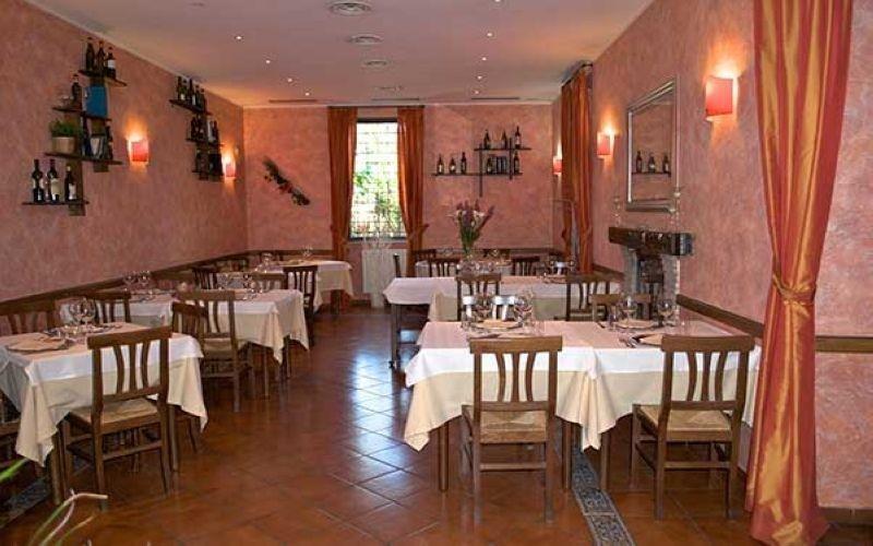 Salone ristorante