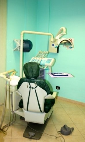 traumatologia dentale, dentista