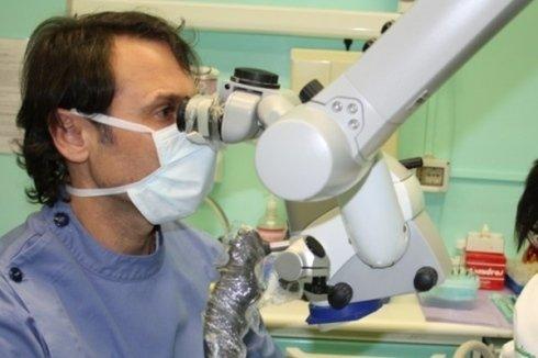 ricostruzione dei denti, sbiancamento con laser