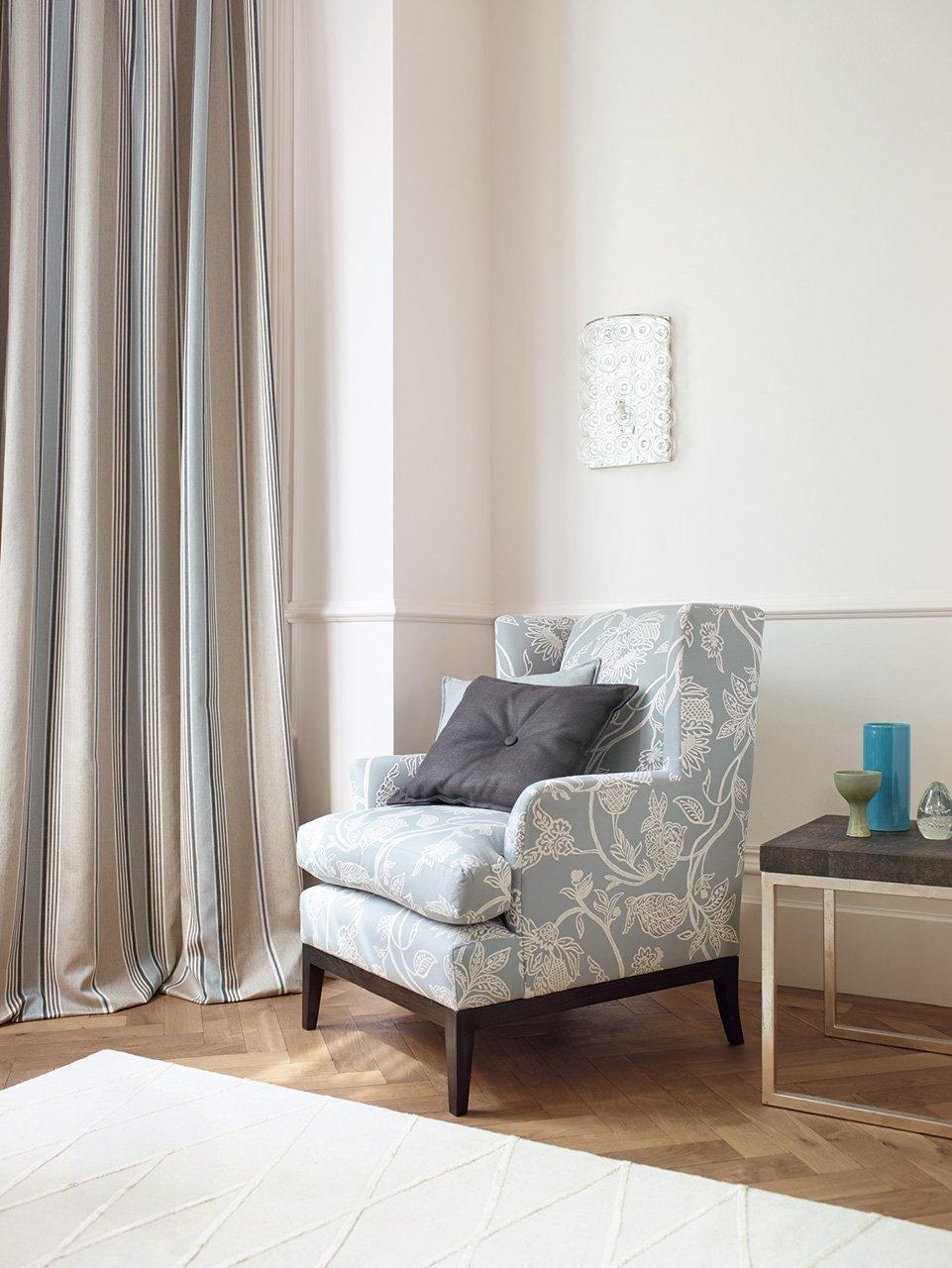 white sofa