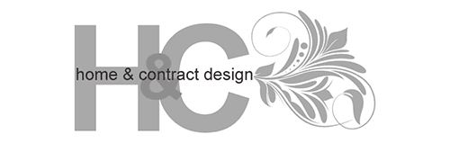 Home and contract design logo