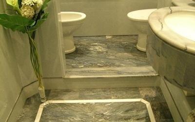 Bagni in marmo