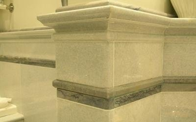 Rivestimenti interni in marmo