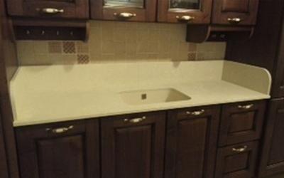 Top in marmo per cucina - Genova - G.M.I. Marmi