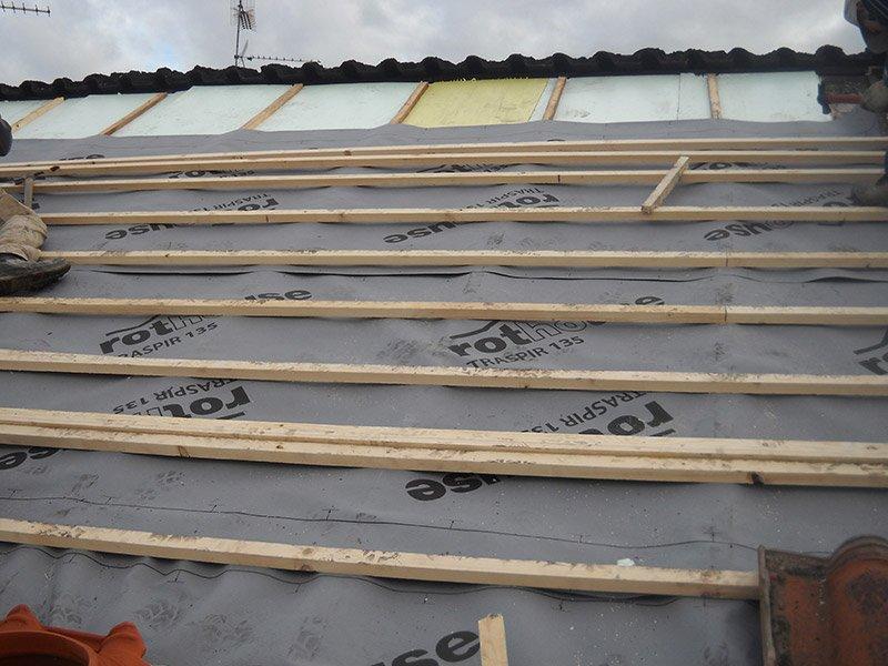 costruzione di tetto gallarate