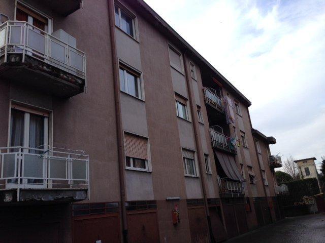 Balconi e frontalini a Gallarate